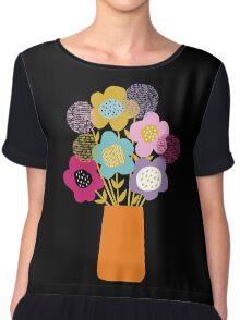 Bouquet Chiffon Top
