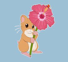 Hamster Hibiscus Unisex T-Shirt