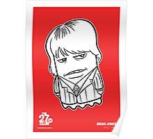 27 Club Brian Jones Poster Poster