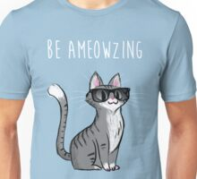Be Ameowzing Unisex T-Shirt