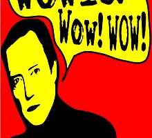Walken: Wowie Wow Wow! by tommytidalwave