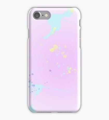 Colour Splashes iPhone Case/Skin