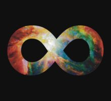 Heart of Orion Nebula | Infinity Symbol | Fresh Universe T-Shirt