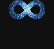Blue Star Cluster | Infinity Symbol | Fresh Universe Hoodie