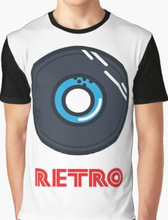 Retro - Record Graphic T-Shirt