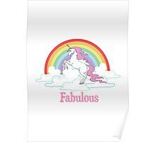 Fabulous. Poster