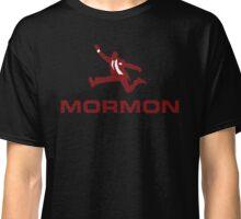 MORMON (maroon) - LDStreetwear Classic T-Shirt