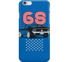 American Stang 68 iPhone Case/Skin
