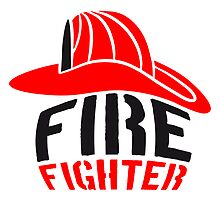 Helm Firefighter Logo by Style-O-Mat