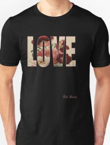 LOVE ROSE PRINT Unisex T-Shirt