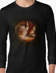 Mr Fox  Long Sleeve T-Shirt