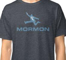 MORMON (airforce blue) - LDStreetwear Classic T-Shirt