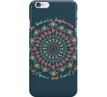 The Fantastic Explosion iPhone Case/Skin