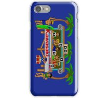 CALIFORNIA GAMES - SURF FAIL - MASTER SYSTEM iPhone Case/Skin