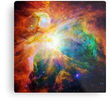Heart of Orion Nebula | Infinity Symbol | Fresh Universe Metal Print