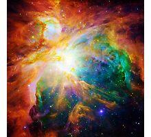 Heart of Orion Nebula   Infinity Symbol   Fresh Universe Photographic Print