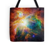 Heart of Orion Nebula | Infinity Symbol | Fresh Universe Tote Bag