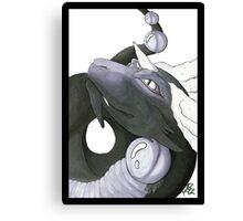 Dragonair Canvas Print