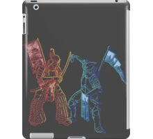 Samurai & Chevalier iPad Case/Skin