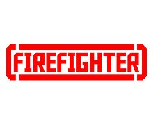 Firefighter Logo by Style-O-Mat