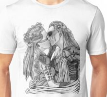 Clexa Wedding Unisex T-Shirt