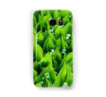 Lily of the valley ~ Mayflowers Samsung Galaxy Case/Skin