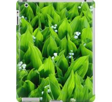 Lily of the valley ~ Mayflowers iPad Case/Skin