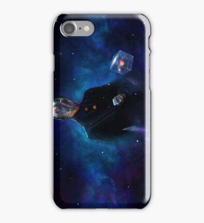Slendy Space iPhone Case/Skin
