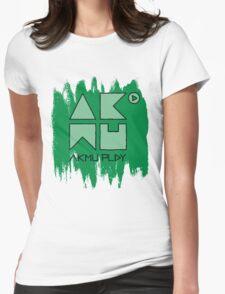 Akdong Musician  Womens Fitted T-Shirt