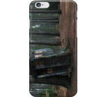 TARDIS Woods iPhone Case/Skin