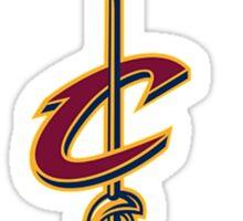 NBA Champ Sticker