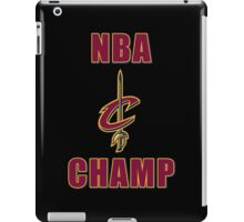 NBA Champ iPad Case/Skin