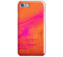 And she feeds you tea and oranges that come all the way from China. iPhone Case/Skin