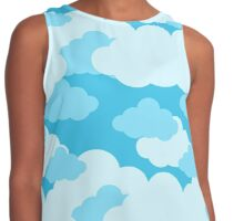 Up In The Clouds Contrast Tank