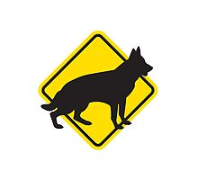 Yield to Dogs by Lisann