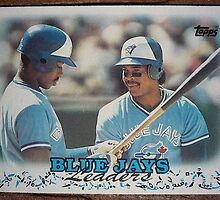 018 - Blue Jays Leaders by Foob's Baseball Cards