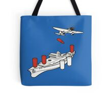 BATTLESHIP / SEA BATTLE  Tote Bag