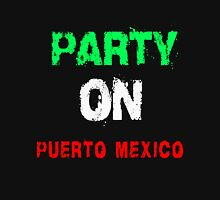 PARTY ON T-SHIRTS Unisex T-Shirt