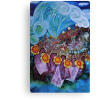 Metamorphosis 1 Canvas Print