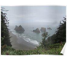 Oregon Cove Poster