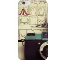 My Vintage Diana Camera iPhone Case/Skin