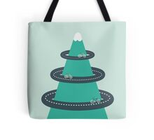 Big Blue Mountains Tote Bag