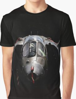 RAF Harrier GR-3 Graphic T-Shirt