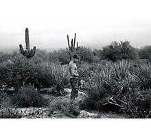 Arizona Desert Photographic Print