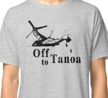 Off to Tanoa! - Arma 3 APEX Classic T-Shirt