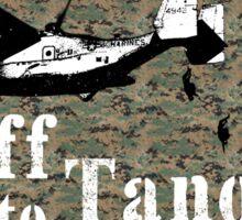 Off to Tanoa! - Arma 3 APEX Sticker