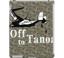 Off to Tanoa! - Arma 3 APEX iPad Case/Skin