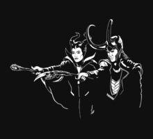 Dark Fiction by zerobriant