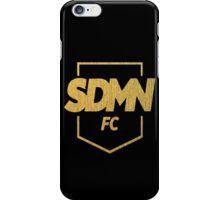 Sidemen FC Gold iPhone Case/Skin