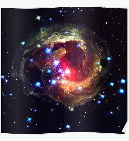 Monocerotis   Infinity Symbol   Fresh Universe Poster